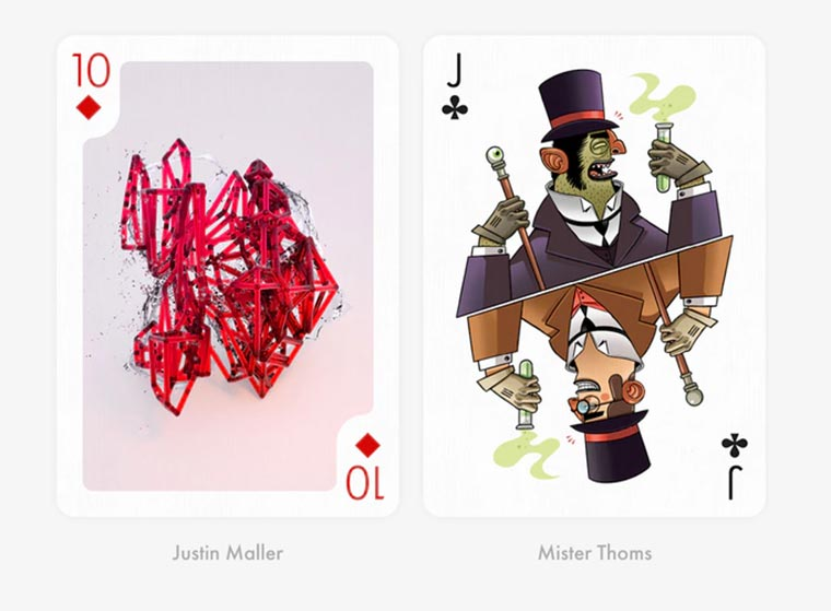 55 Künstler designen mal wieder ein Kartendeck Playing-Arts-3_07