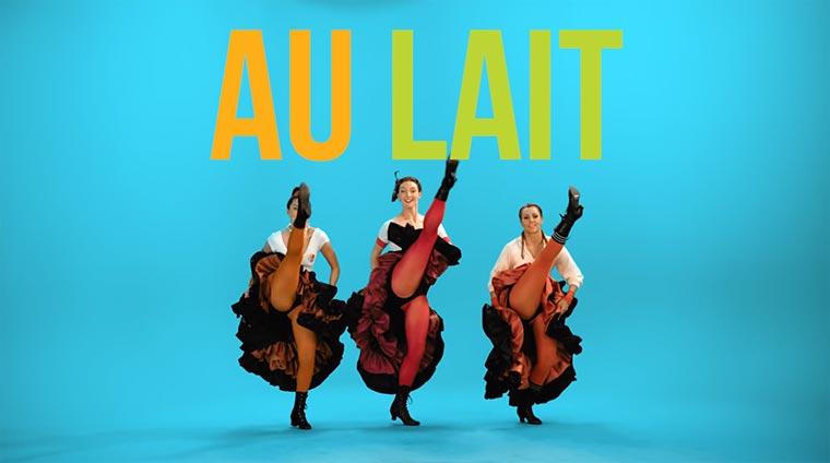 Danse au Lait! Gewinn eine Reise nach Paris im Wert von 500 Euro