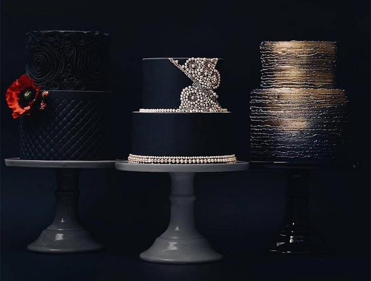 Torten wie Designer-Wolkenkratzer Tortik-Annushka_01