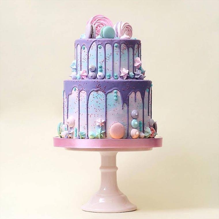 Torten wie Designer-Wolkenkratzer Tortik-Annushka_05