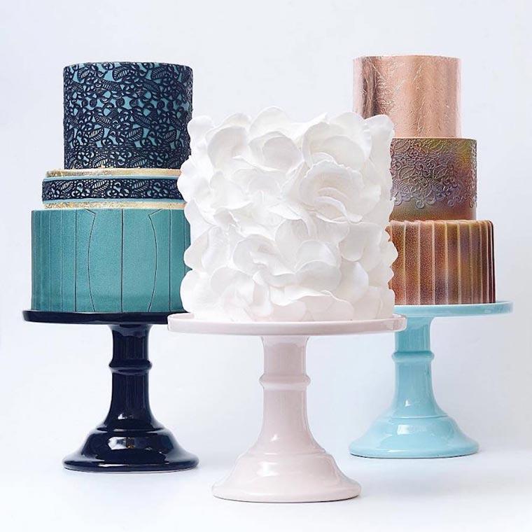 Torten wie Designer-Wolkenkratzer Tortik-Annushka_07