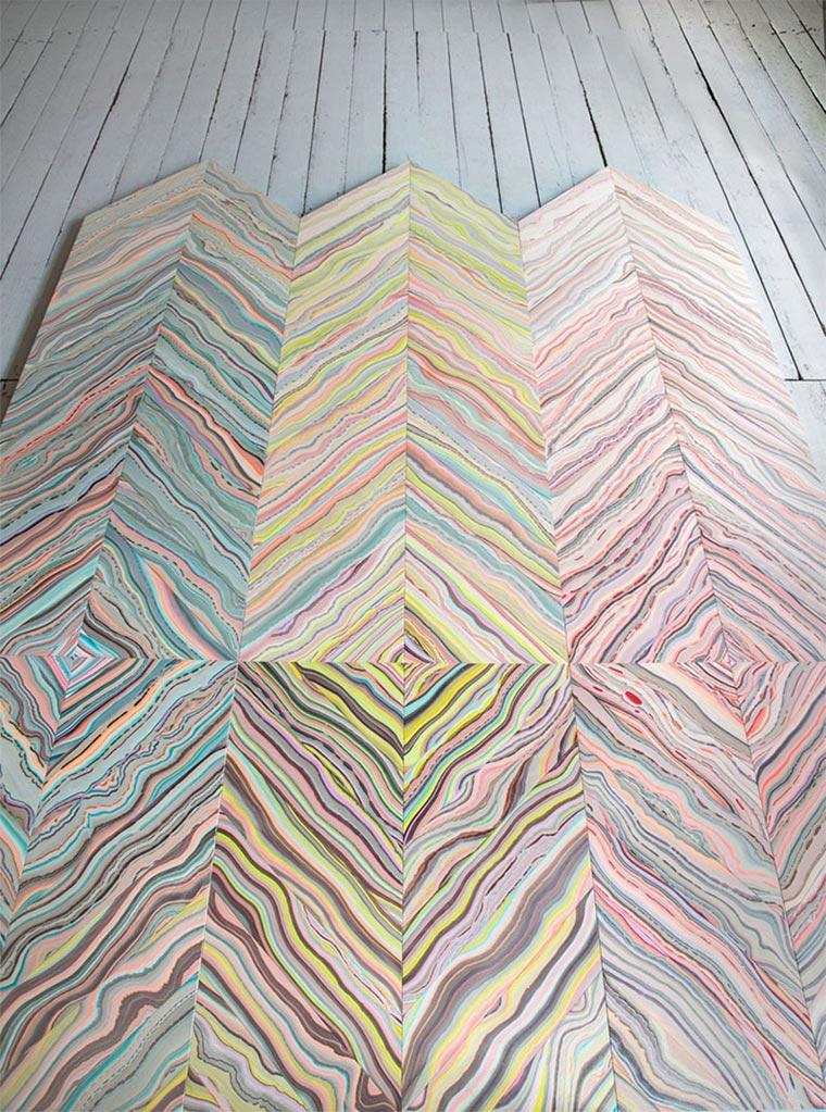 Wunderschöner bunter Marmorboden bunter-marmor_05