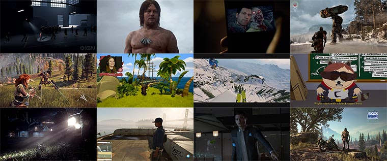 E3 2016 Trailer: God of War, Resident Evil 7, Titanfall 2 und, und, und... e3-trailer-2016
