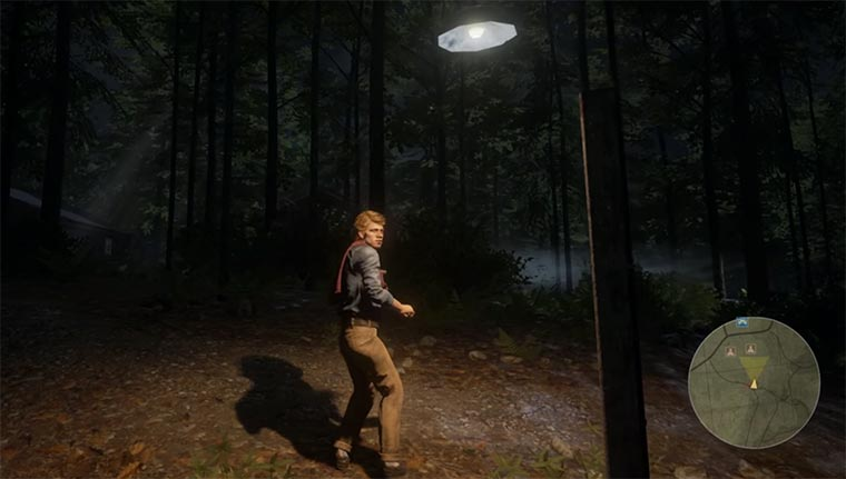 Gameplay zum Friday the 13th-Spiel friday-the-13th-gameplay
