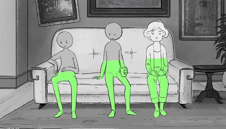 Wie sich Introvertierte auf Parties fühlen