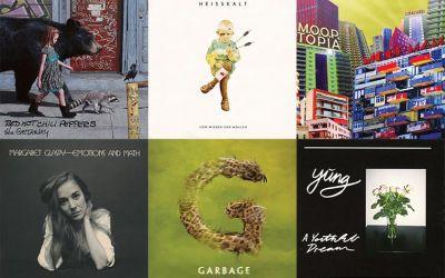 Musik-Kurzreviews Juni 2016