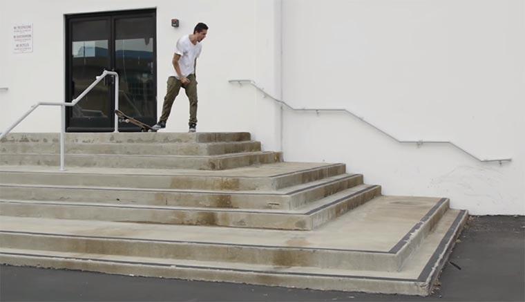 Über zwei Jahre für einen Skateboard-Trick laser-flip-christian-flores