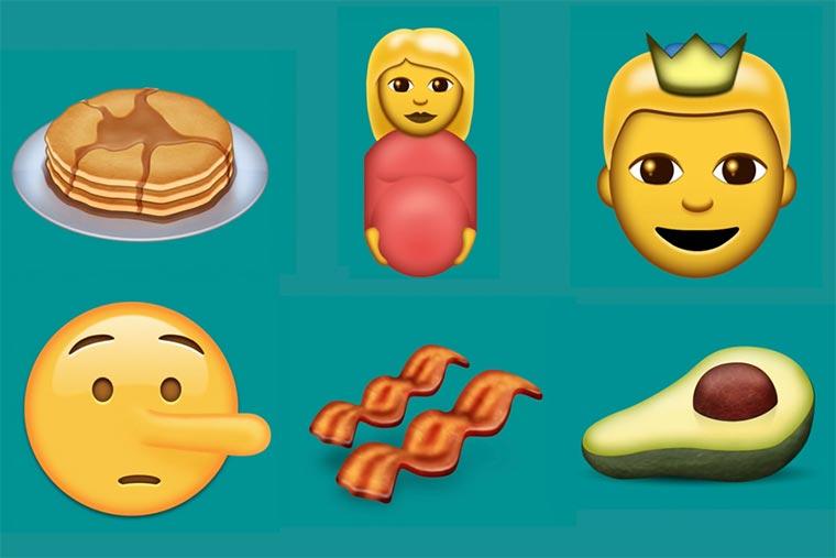 Diese 72 neuen Emojis kommen am 21. Juni