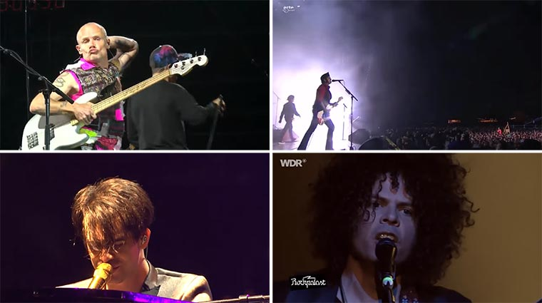Chili Peppers, Billy Talent & Panic! At The Disco @ Rock am Ring 2016