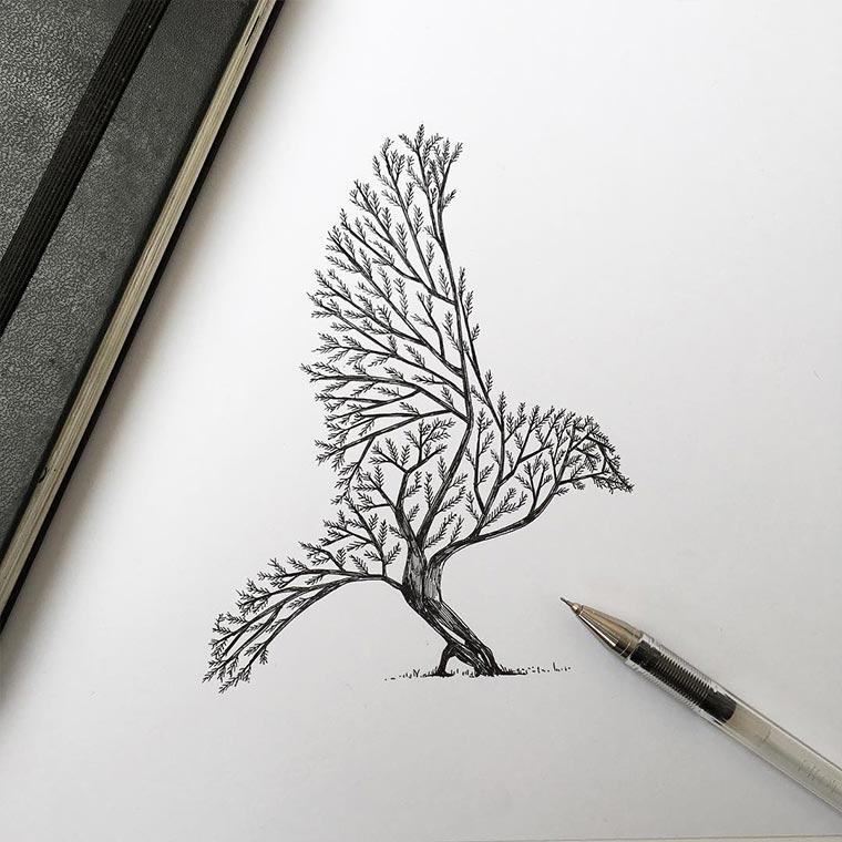 Zeichnungen: Alfred Basha Alfred-Basha_04