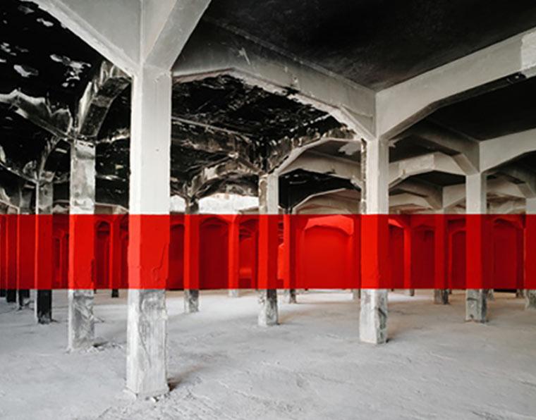 Perspektivische Kunstwerke von Georges Rousse Georges-Rousse_06