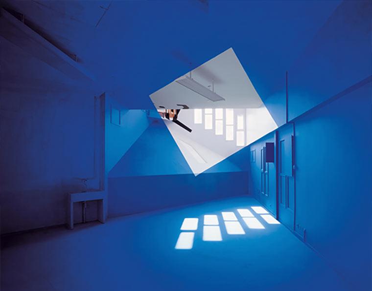 Perspektivische Kunstwerke von Georges Rousse Georges-Rousse_07