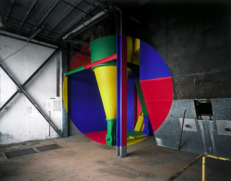 Perspektivische Kunstwerke von Georges Rousse Georges-Rousse_08