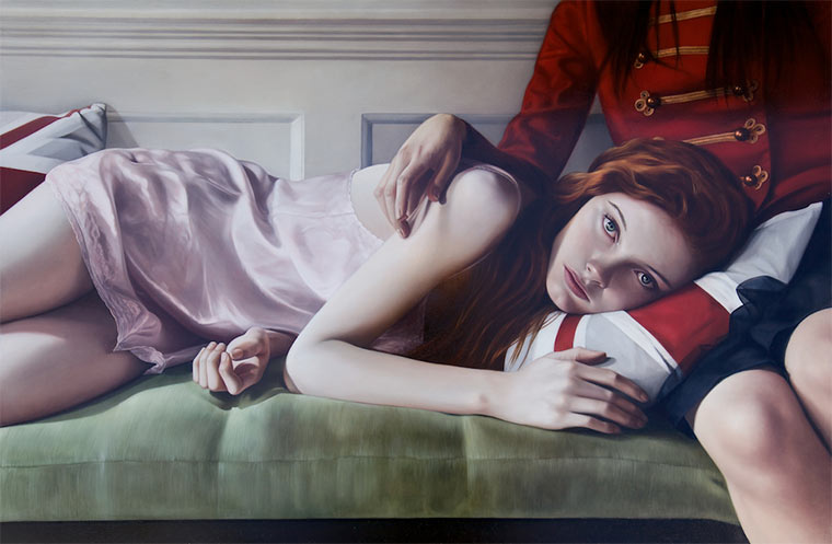 Malerei: Mary Jane Ansell