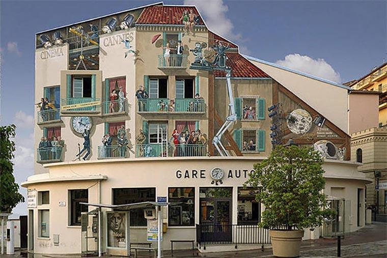 Häuserwand-Wandmalereien Patrick-Commecy_07