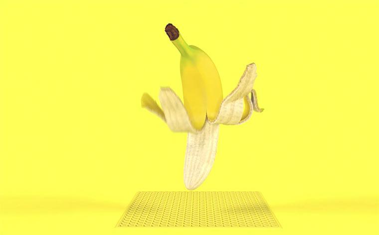 Alles total Banane
