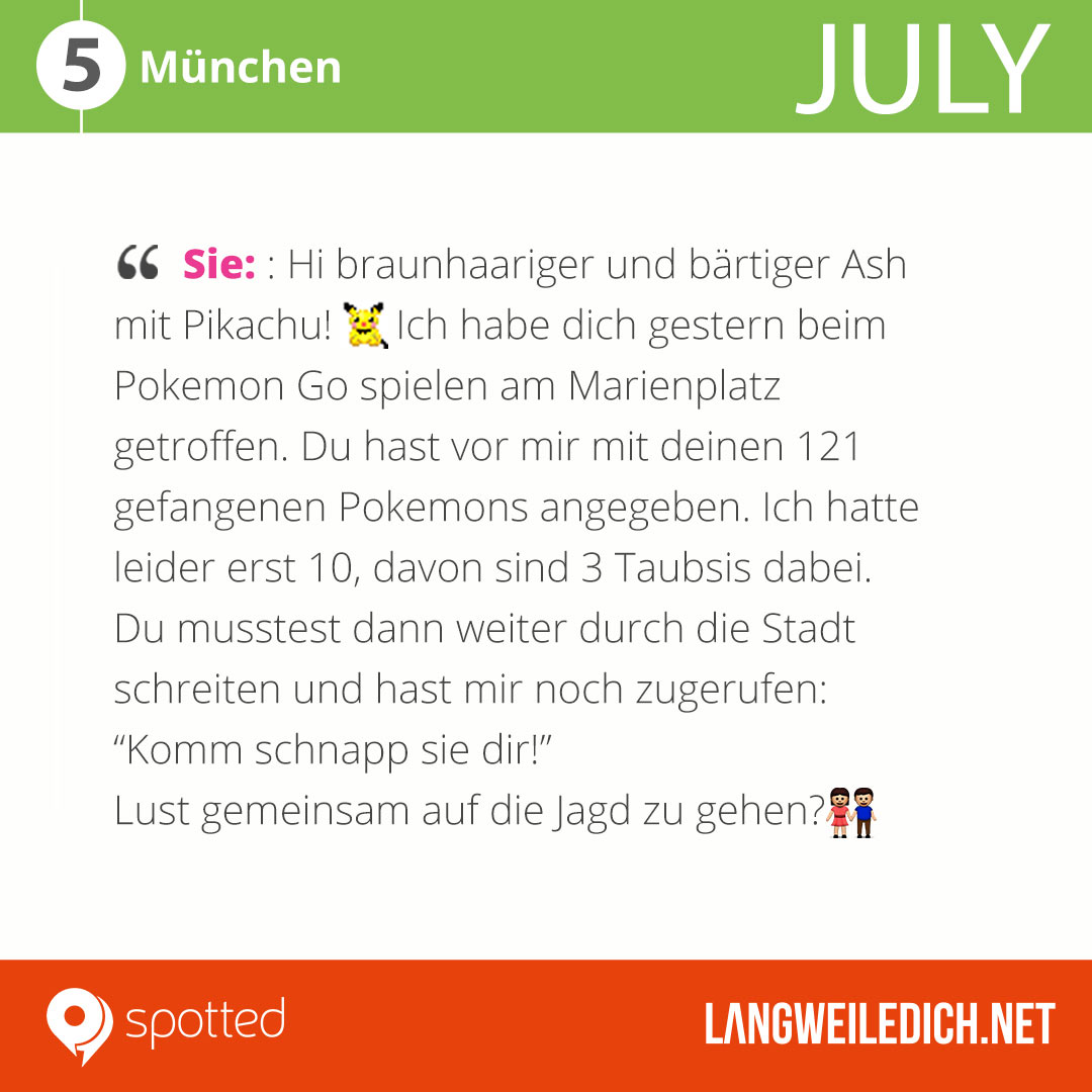 Top 5 Spotted-Nachrichten im Juli 2016 best-of-spotted-2016-07_01