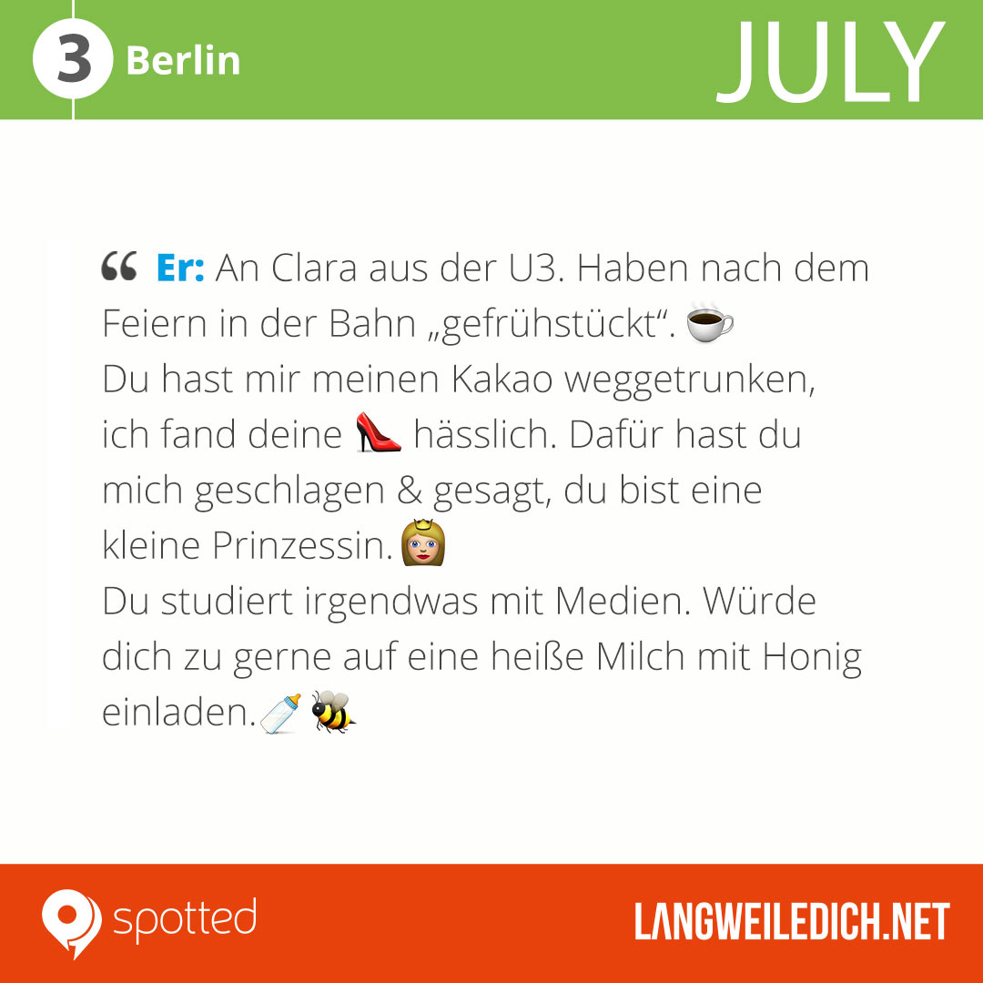 Top 5 Spotted-Nachrichten im Juli 2016 best-of-spotted-2016-07_03