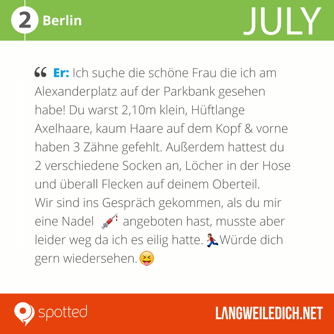Top 5 Spotted-Nachrichten im Juli 2016 best-of-spotted-2016-07_04