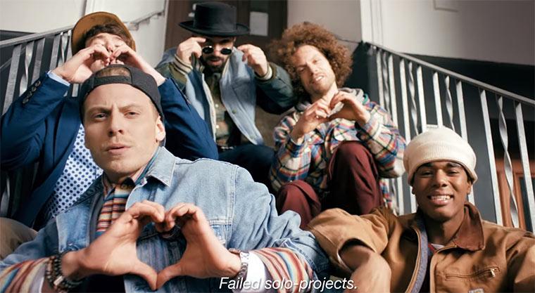 Alle Boygroup-Klischees in einem Musikvideo