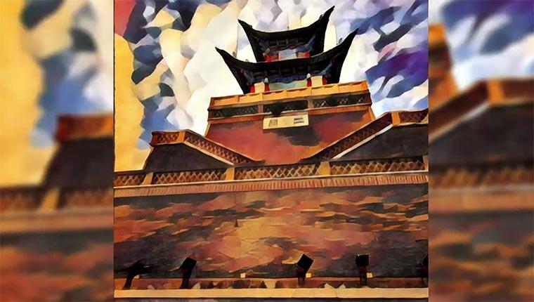Prisma-Timelapse china-prisma-timelapse