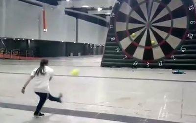 foot-darts
