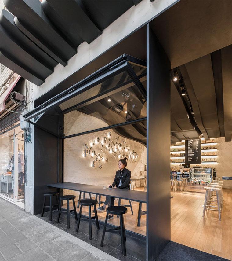 Hübsche Kaffeebude in Shanghai fumi-coffee_02