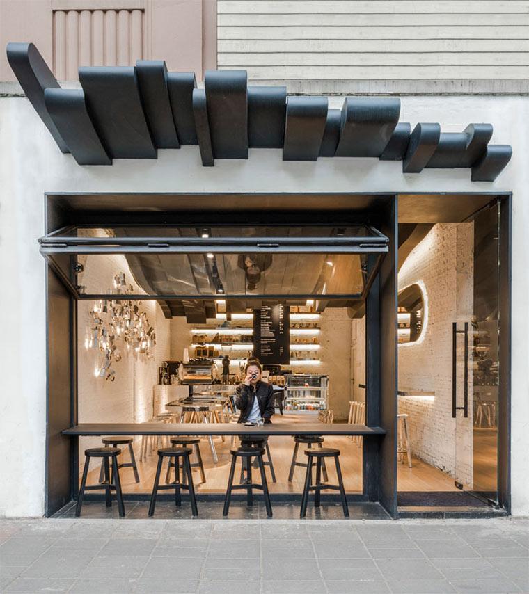Hübsche Kaffeebude in Shanghai fumi-coffee_03