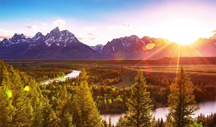 Grand Teton National Park in 8K grand-teton-8k