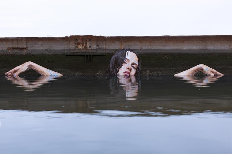 Schönheiten knapp über dem Wasserspiegel hula-water-portraits_01