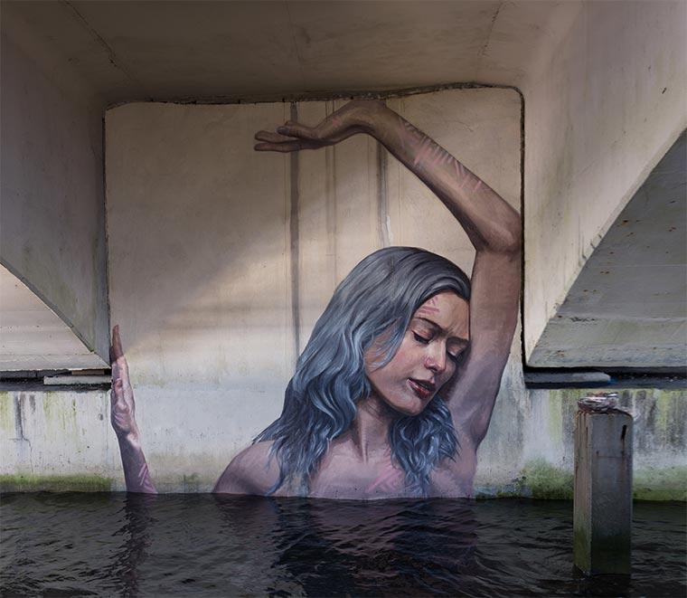 Schönheiten knapp über dem Wasserspiegel hula-water-portraits_04