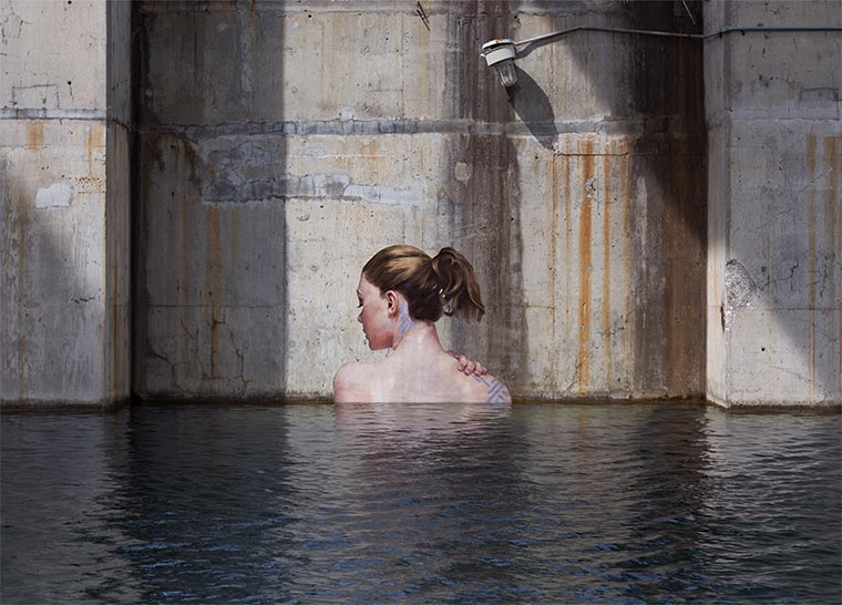 Schönheiten knapp über dem Wasserspiegel hula-water-portraits_05