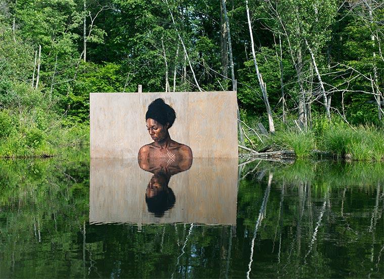 Schönheiten knapp über dem Wasserspiegel hula-water-portraits_06