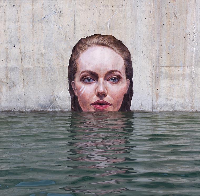 Schönheiten knapp über dem Wasserspiegel hula-water-portraits_07
