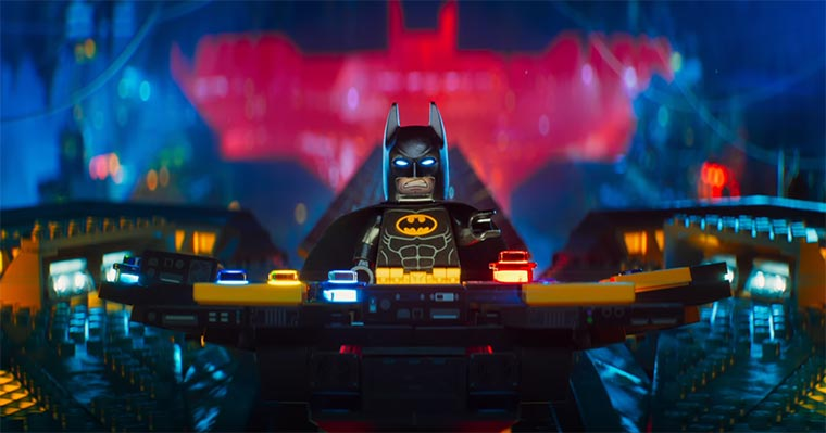 The LEGO Batman Movie Trailer #2 lego-batman-movie-trailer-2