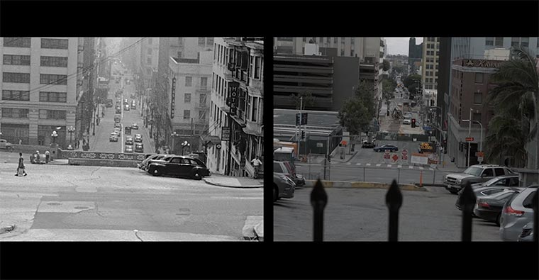Los Angeles: 40er vs. Heute los-angeles-then-and-now