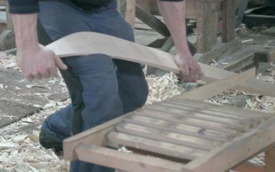 making-wooden-ski