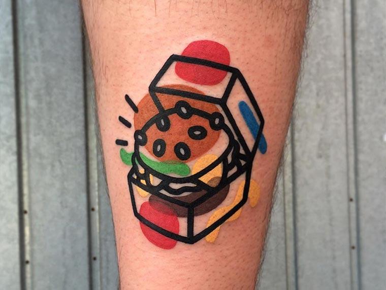 Minimalistische Tattoos von Mattia Mambo mattia-mambo_01