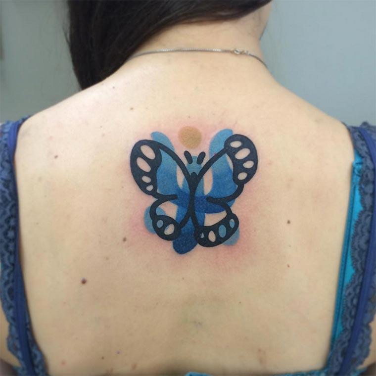 Minimalistische Tattoos von Mattia Mambo mattia-mambo_10