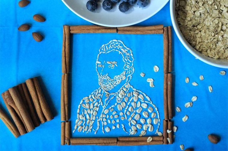 Kunstklassiker mit Hafer nachgelegt portrait-oats_01
