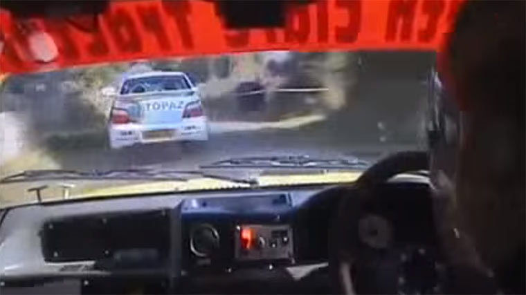 Der Fluchende Rallye-Beifahrer ralley-curses