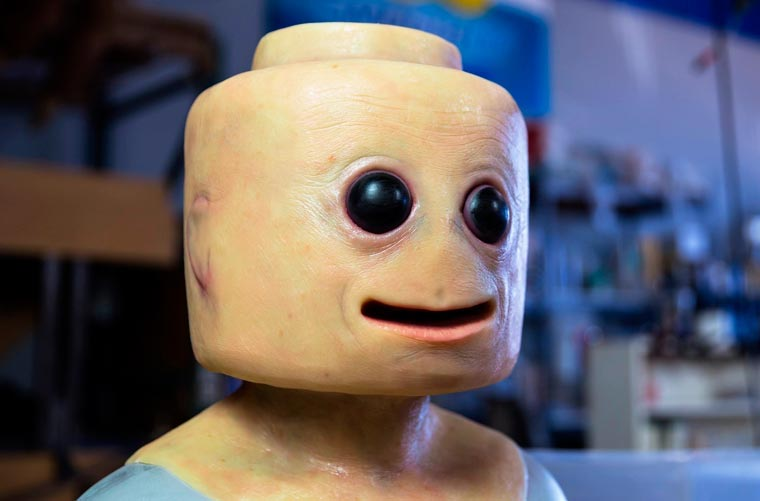 Real LEGO-Figure Cosplay