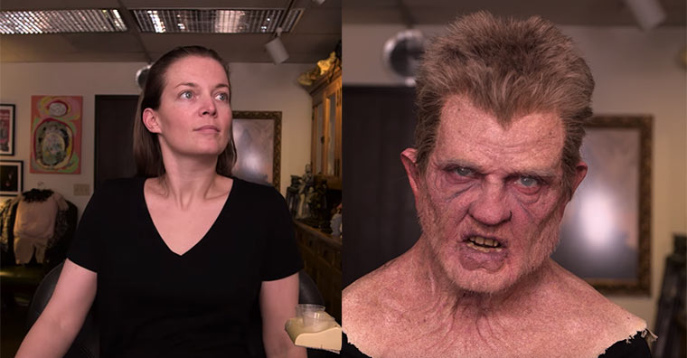 Special Make-up Effect Artist Howard Berger
