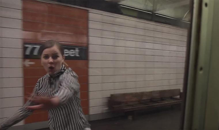Ein Leben lang die U-Bahn verpassen