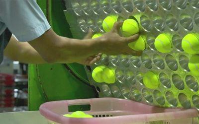 tennis-ball-factory