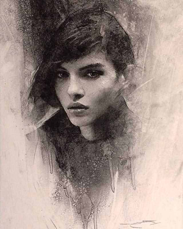 Zeichnungen: Casey Baugh Casey-Baugh_05