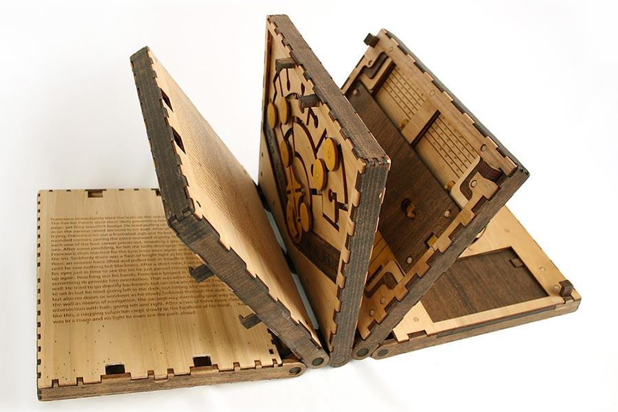 Zum Weiterlesen Holzrätsel lösen Codex-Silenda_01