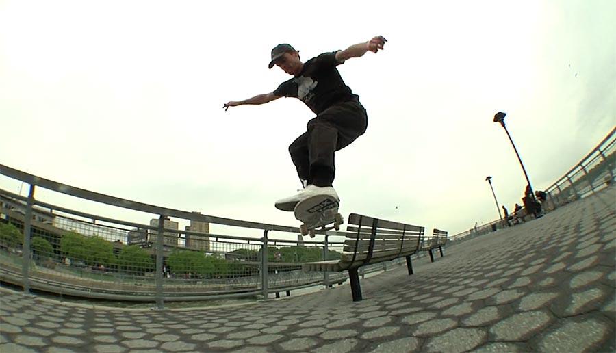 Skateboarding: HUF NYC HUF-NYC