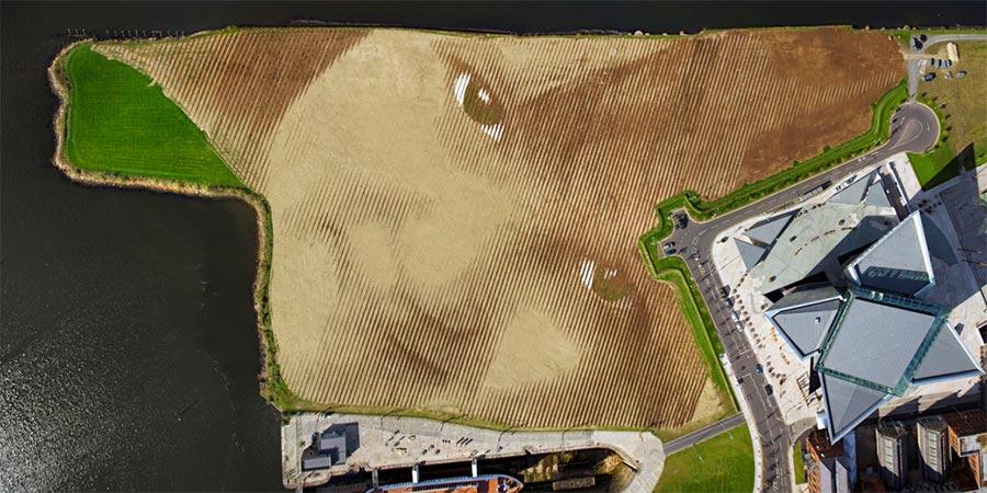 Gigantische Portraits auf Satellitenbildern Jorge-Rodriguez-Gerda_04
