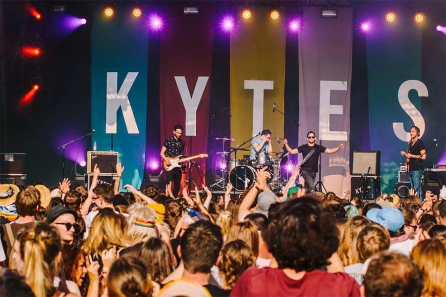 Gewinnt 3x2 Tickets für die Tour der KYTES KYTES